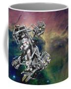 Space Walk Pod Coffee Mug