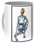Spacegirl 8... Coffee Mug
