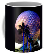 Spaceship Earth Coffee Mug