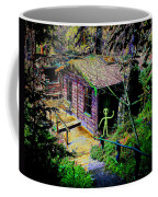 Spacy Neighbors Coffee Mug