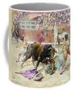 Spain - Bullfight C1900 Coffee Mug