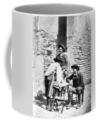Spain Cowboys, C1875 Coffee Mug