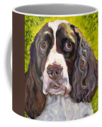Spaniel The Eyes Have It Coffee Mug
