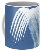 Spanish Air Force C101 Of The Patrulla Coffee Mug