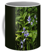 Spanish Bluebells Coffee Mug