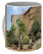 Spanish Church Garden Coffee Mug