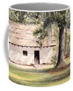 Spanish House Mission San Luis Tallahassee Coffee Mug