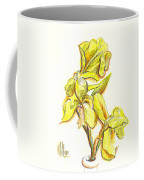 Spanish Irises Coffee Mug