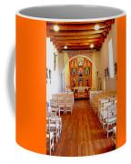 Spanish Mission Church New Mexico Coffee Mug