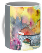 Spanish Village By The River 01 Coffee Mug