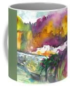 Spanish Village By The River 02 Coffee Mug