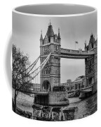 Spanning The Thames Coffee Mug by Heather Applegate