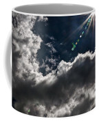 Sparkle From Above Coffee Mug