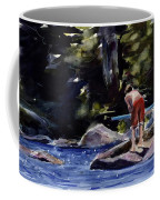 Sparkle Lake Coffee Mug