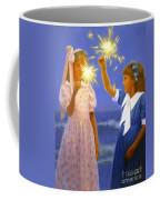 Sparkler Duet Coffee Mug