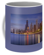 Sparkling Chicago  Coffee Mug