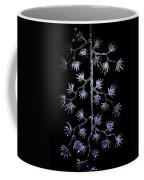 Sparkling Diamond Snowflakes Coffee Mug