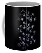 Sparkling Diamond Snowflakes Coffee Mug