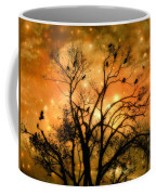 Sparkling Stars Light The Sky Coffee Mug