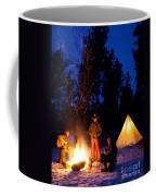 Sparks Of Inspiration Coffee Mug by Inge Johnsson