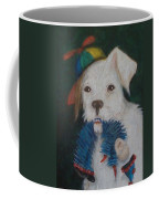 Sparky And Dick Coffee Mug by Georgia Griffin
