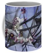 Sparrow And The Beauty Berry Coffee Mug