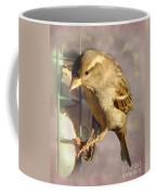 Sparrow Coffee Mug