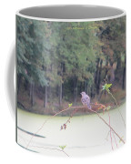 Sparrow On Arc Coffee Mug