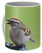 Sparrow Snack Coffee Mug