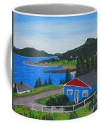Sparrows Point - Ship Harbour N L Coffee Mug