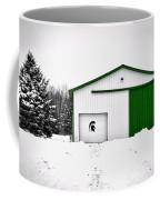 Spartan Fan Coffee Mug
