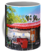 Spartan Manor Palm Springs Coffee Mug