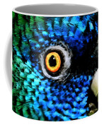 Speaking Eye  Coffee Mug