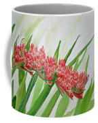 Spear Lily Coffee Mug