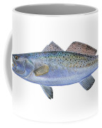 Speckled Trout Coffee Mug by Carey Chen