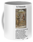 Spectacle Maker, 1568 Coffee Mug