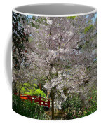 Spectacular Japanese Garden Coffee Mug