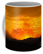 Spectacular Nevada Sunset  Coffee Mug