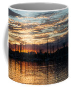 Spectacular Sky - Toronto Beaches Marina Coffee Mug