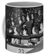 Spectators At The Circus Coffee Mug