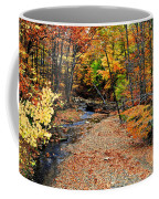 Spectrum Of Color Coffee Mug by Frozen in Time Fine Art Photography