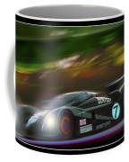 Speed 8 At Night Coffee Mug
