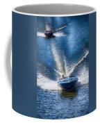 Speed On The Water Coffee Mug