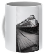 Speeding Along Coffee Mug