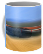 Speedway - Featured In 'all Things Abstract' Group Coffee Mug