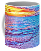 Spencer Beach Sunset Coffee Mug