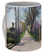 Spendthrift Farm Entrance Coffee Mug
