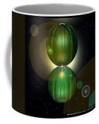 Spheramid 10  Coffee Mug