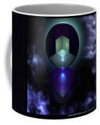 Spheramid 9  Coffee Mug