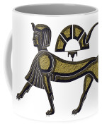 Sphinx - Mythical Creature Of Ancient Egypt Coffee Mug